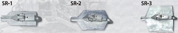 スティングレイ・アースアンカー 商品ラインナップ